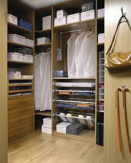 Как сделать себе гардеробную