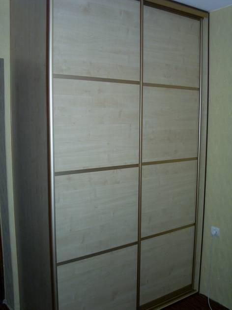 Двери из панелей пвх